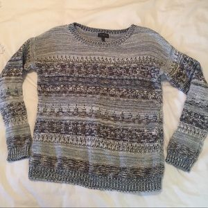 Soft Woven Sweater - The Limited